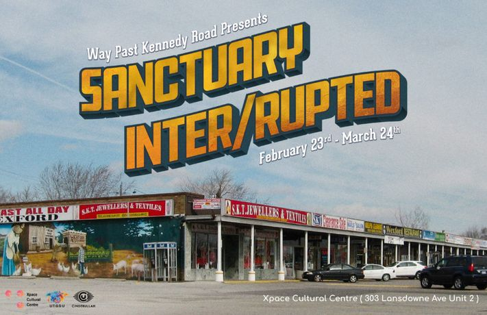 Sanctuary Inter/rupted