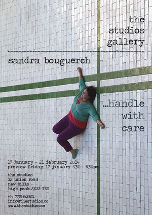 Sandra Bouguerch …handle with care