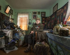 Sasha Maslov. Veterans: Faces of World War II