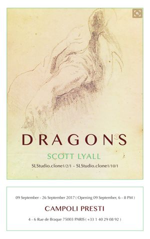 Scott Lyall  Dragons