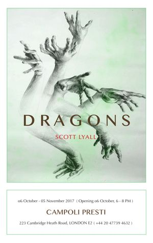 Scott Lyall: Dragons