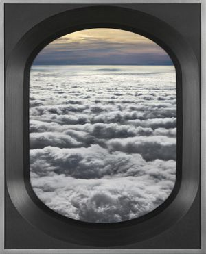 JFK-LHR 10/31/2016 11:32:05 Cloudscape over Massachusetts © Scott Mead