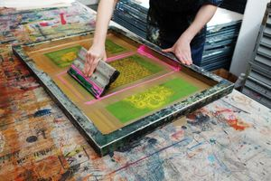 Screen Print on Textile Workshop (2 Day)