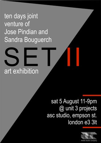 SET II Art exhibition