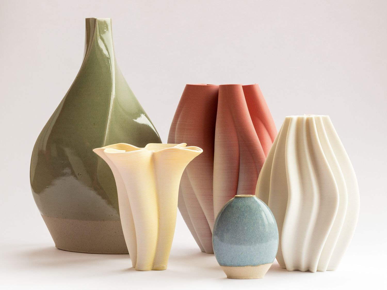 Shades of Clay - ceramics show - Exhibition at Kunsthuis ...