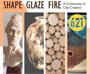 Shape, Glaze, Fire: A Community of Clay Creators