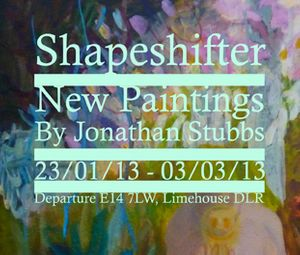 Shapeshifter: New Paintings by Jonathan Stubbs