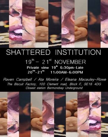 Shattered Institution: Image 0