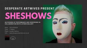 SHESHOWS | a night of performance and film