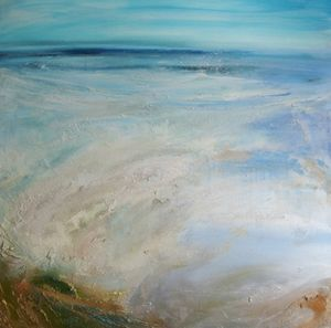 Shimmer, new paintings by Beverley Waller