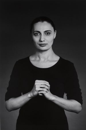 Shirin Neshat: The Home of My Eyes
