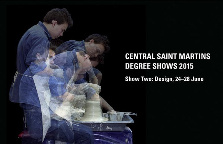 Show Two - Central Saint Martins Degree Shows 2015: Image 0