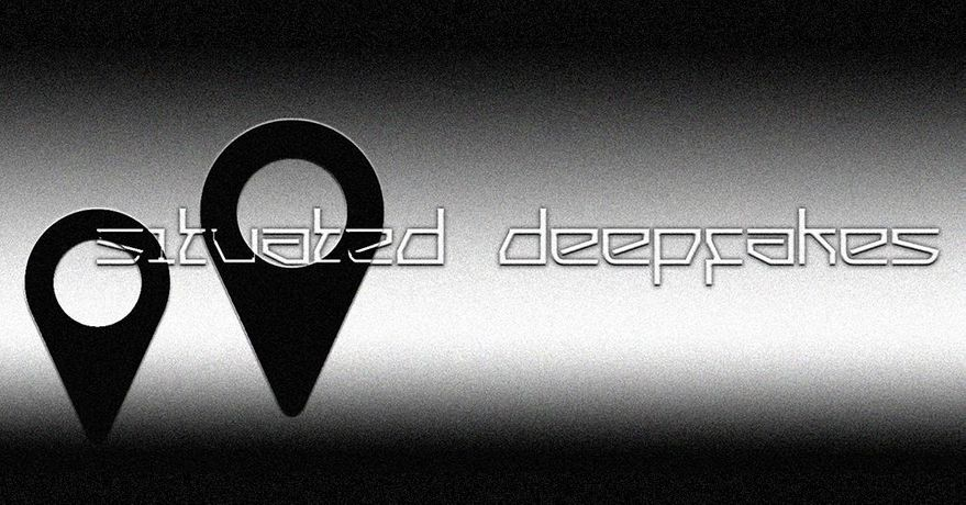 Situated Deepfakes workshop by Anna Engelhardt: Image 0