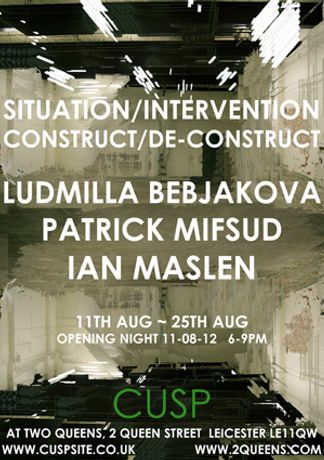 Situation/Intervention: Construct/De-construct: Image 0