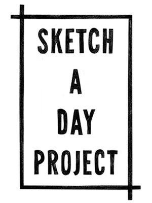 Sketch A Day Exhibition