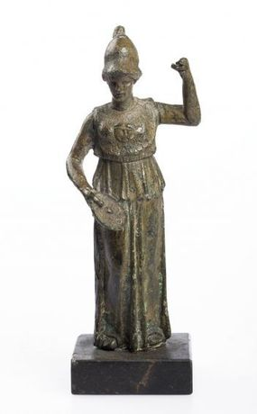 Athena, 1st or 2nd century A.D. after a Greek original from the 5th century B.C.