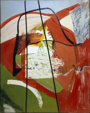 Peter Lanyon's Gliding Paintings