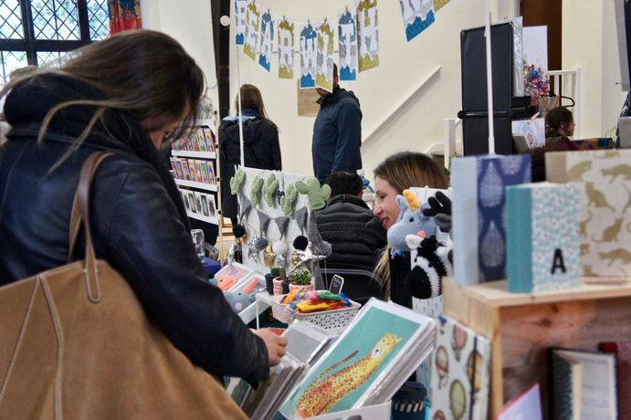 SoLo Craft Fair: Dulwich Christmas Market: Image 0