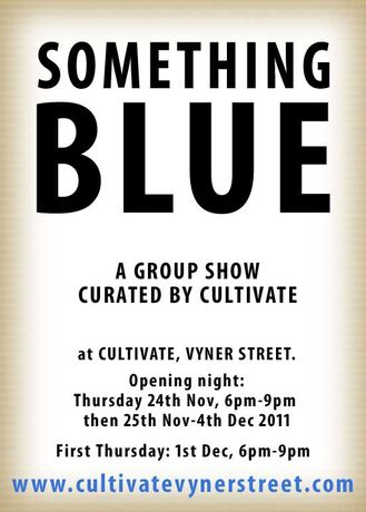 SOMETHING BLUE @ Cultivate FIRST THURSDAY: Image 0