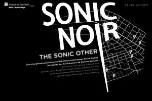 Sonic Noir: The Sonic Other
