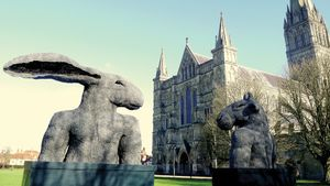 Sophie Ryder. Solo Exhibition
