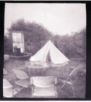 Soundtent May 2015 Pinhole Ky Lewis