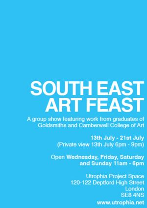 South East Art Feast