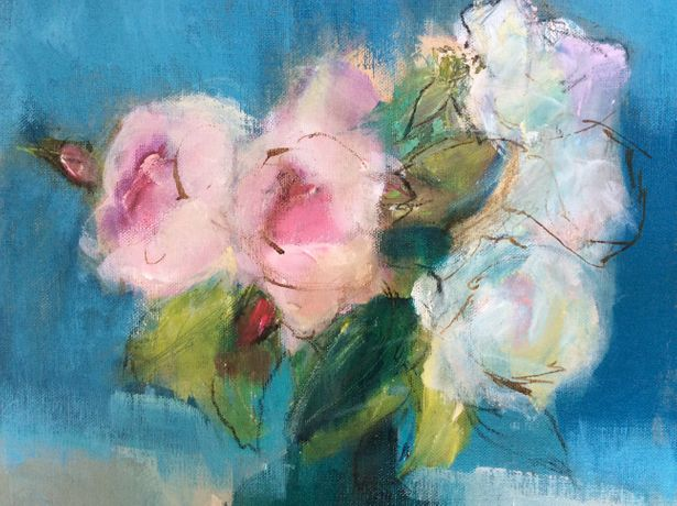 Roses by Jo Vollers