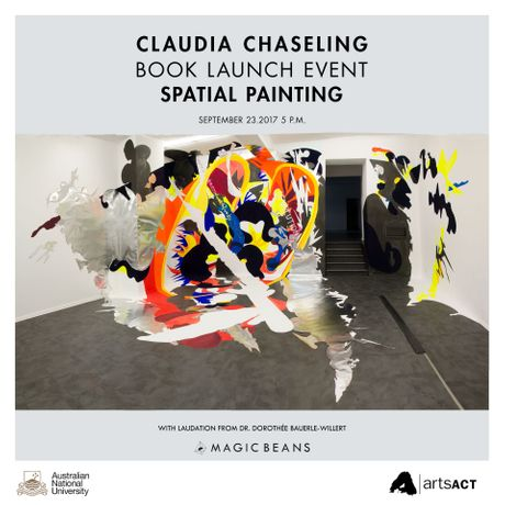 Spatial Painting: Book Launch Event: Image 0