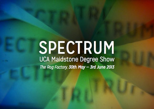 Spectrum Degree Show: Image 0