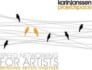 Speed Networking for Artists - Artists Only