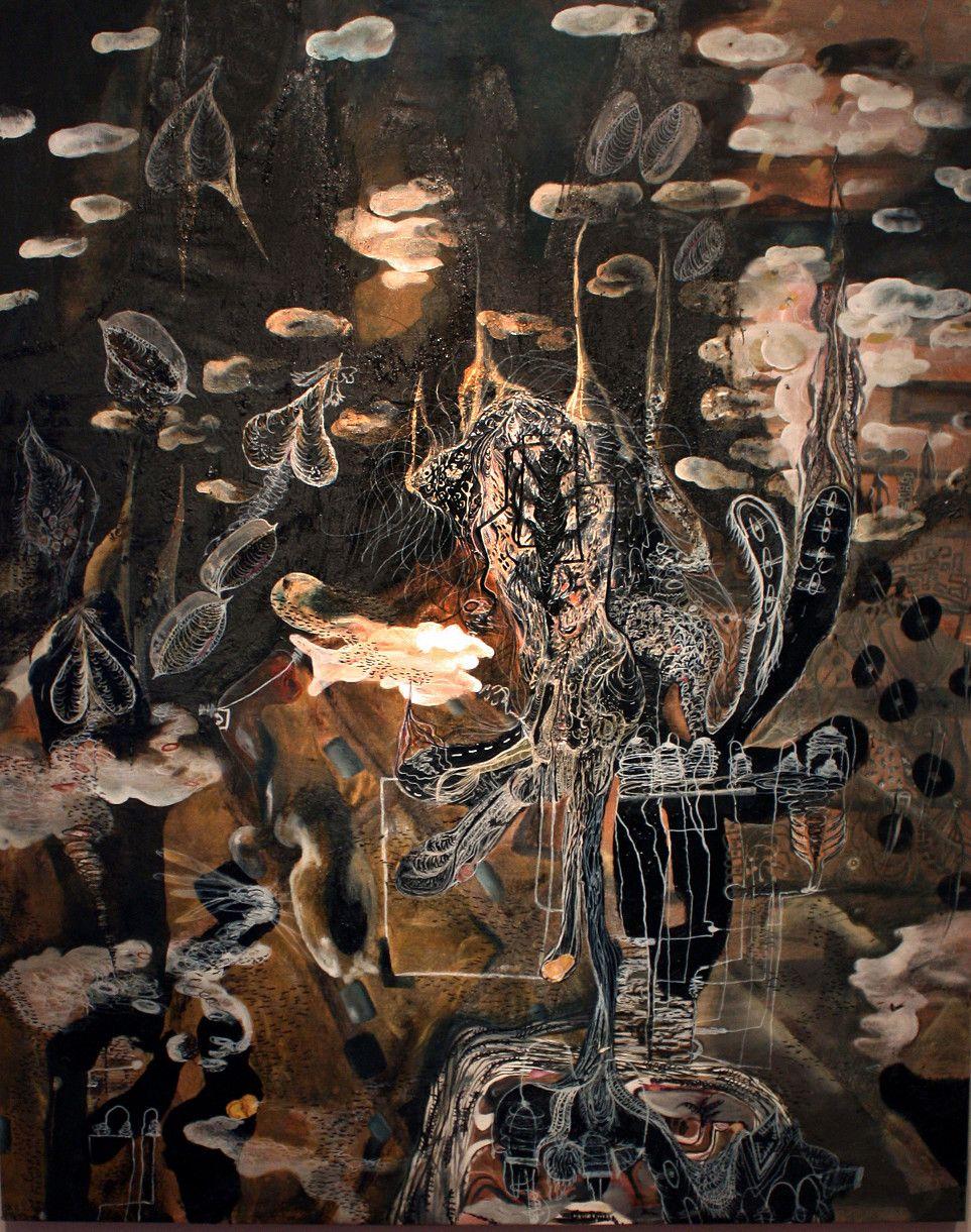 Split Spit Mound Amanda Boulos Exhibition At Studio