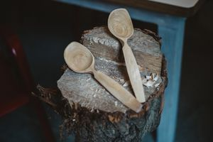 Spoon-Carving Workshop with Deborah Schneebeli-Morrell