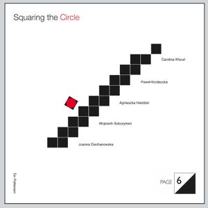 Squaring the Circle - design by Tor Pettersen