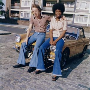 Bandele 'Tex' Ajetunmobi: East End, London, c.1975, printed 2012 Tate. Gift Eric and Louise Franck London Collection 2016 © Bandele 'Tex' Ajetunmobi Digital Image courtesy of Autograph ABP