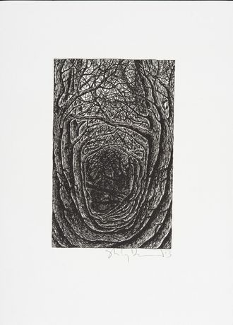 Stanley Donwood | Arborealis | 24th Oct - 10th Nov 2019: Image 1
