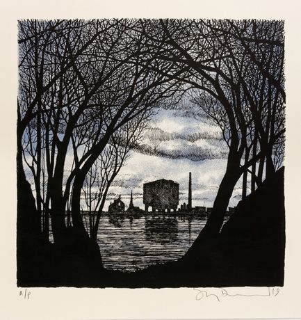 Stanley Donwood | Arborealis | 24th Oct - 10th Nov 2019: Image 0