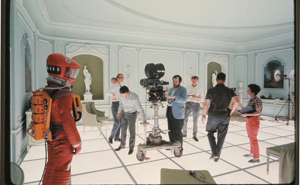Stanley Kubrick Exhibition At Design Museum In London