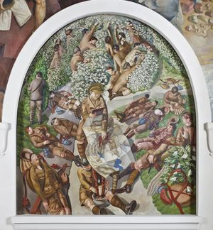 Stanley Spencer: Heaven in a Hell of War