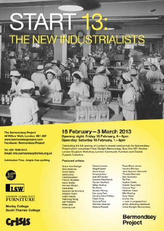 START13:THE NEW INDUSTRIALISTS: Image 0