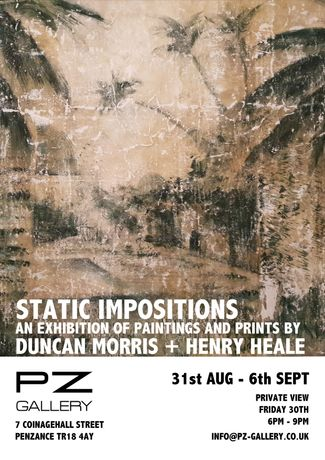 Duncan Morris at Static Impositions