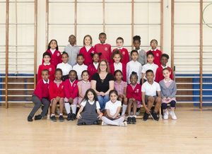 Year 3 Class Photographs © Steve McQueen and Tate