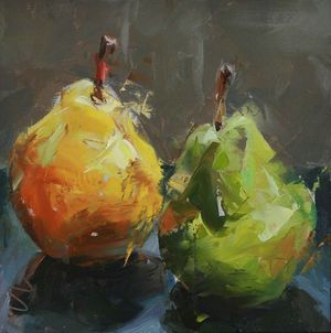 Still Life in Oils