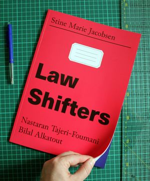 Stine Marie Jacobsen - Law Shifters