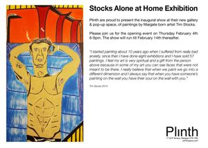 Stocks Alone at Home Exhibition