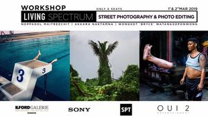 Street Photography and Editing Workshop