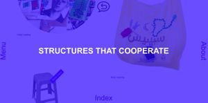 Structures that Cooperate