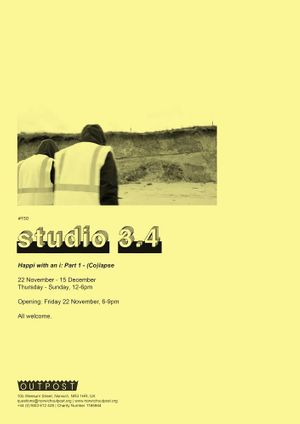 Studio 3.4, 'Happi with an i: Part 1 - (Co)lapse'