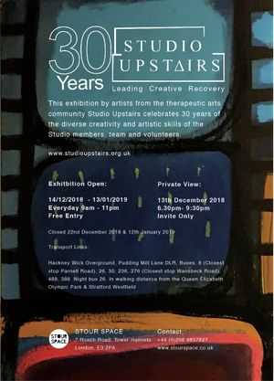 Studio Upstairs - 30 Years Anniversary