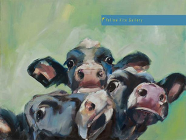 Sue Moffitt 'Cows' Exhibition: Image 0